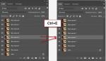 Как открыть картинку как слой в фотошопе – Как открыть два изображения в одной вкладке фотошопа в разных слоях — Фотошоп: видео уроки для начинающих